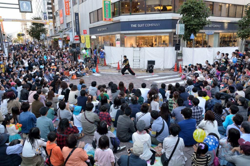 大道芸ワールドカップin静岡2014