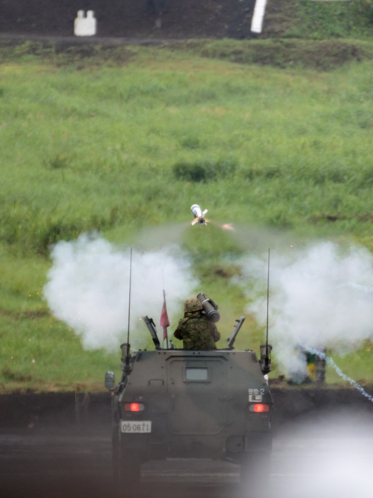 01式軽対戦車誘導弾